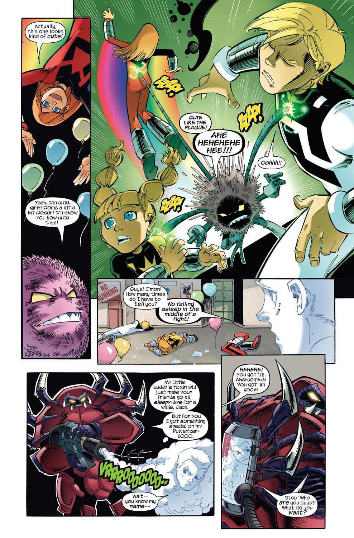 Read online Skrulls vs. Power Pack comic -  Issue #1 - 9
