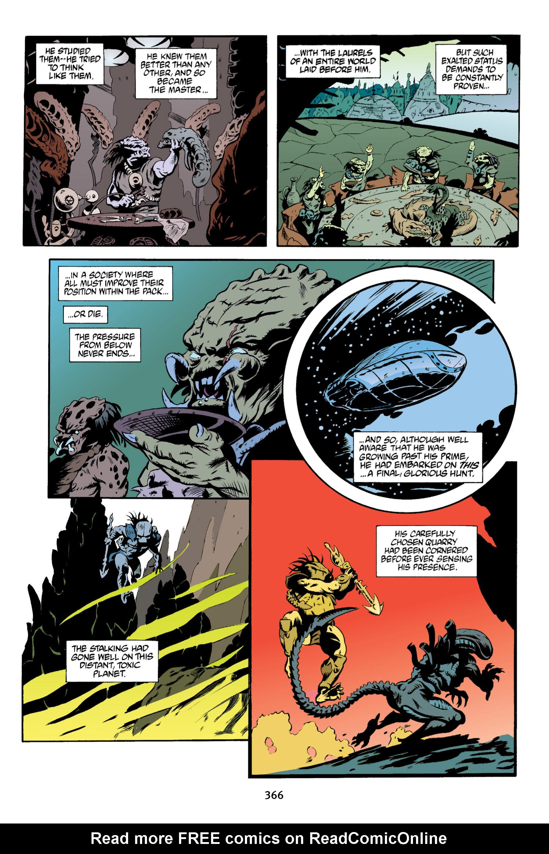 Read online Aliens vs. Predator Omnibus comic -  Issue # _TPB 2 Part 4 - 31