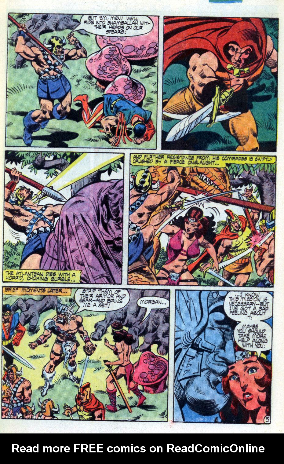 Warlord (1976) issue 92 - Page 6