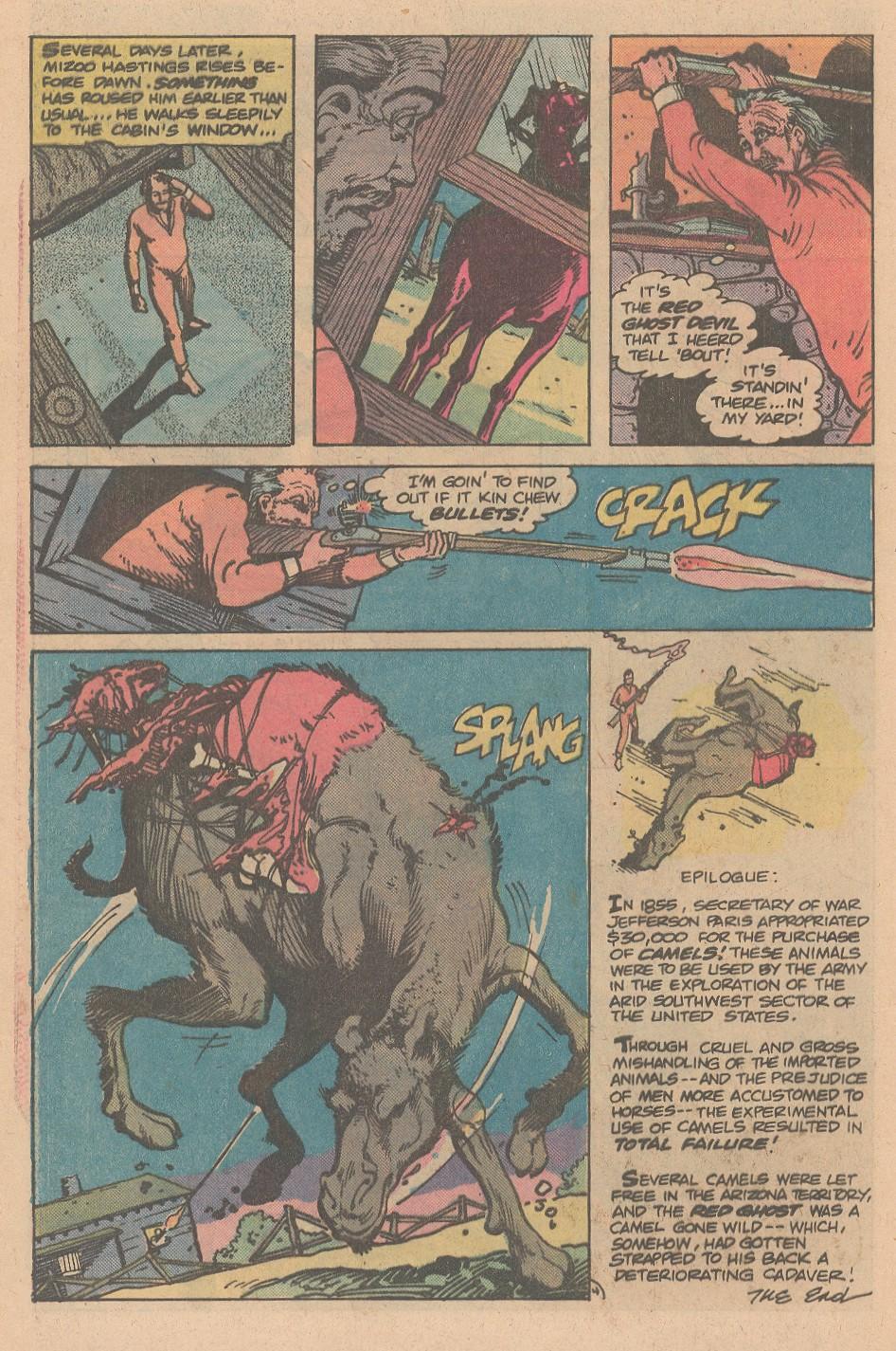 Read online Sgt. Rock comic -  Issue #353 - 23