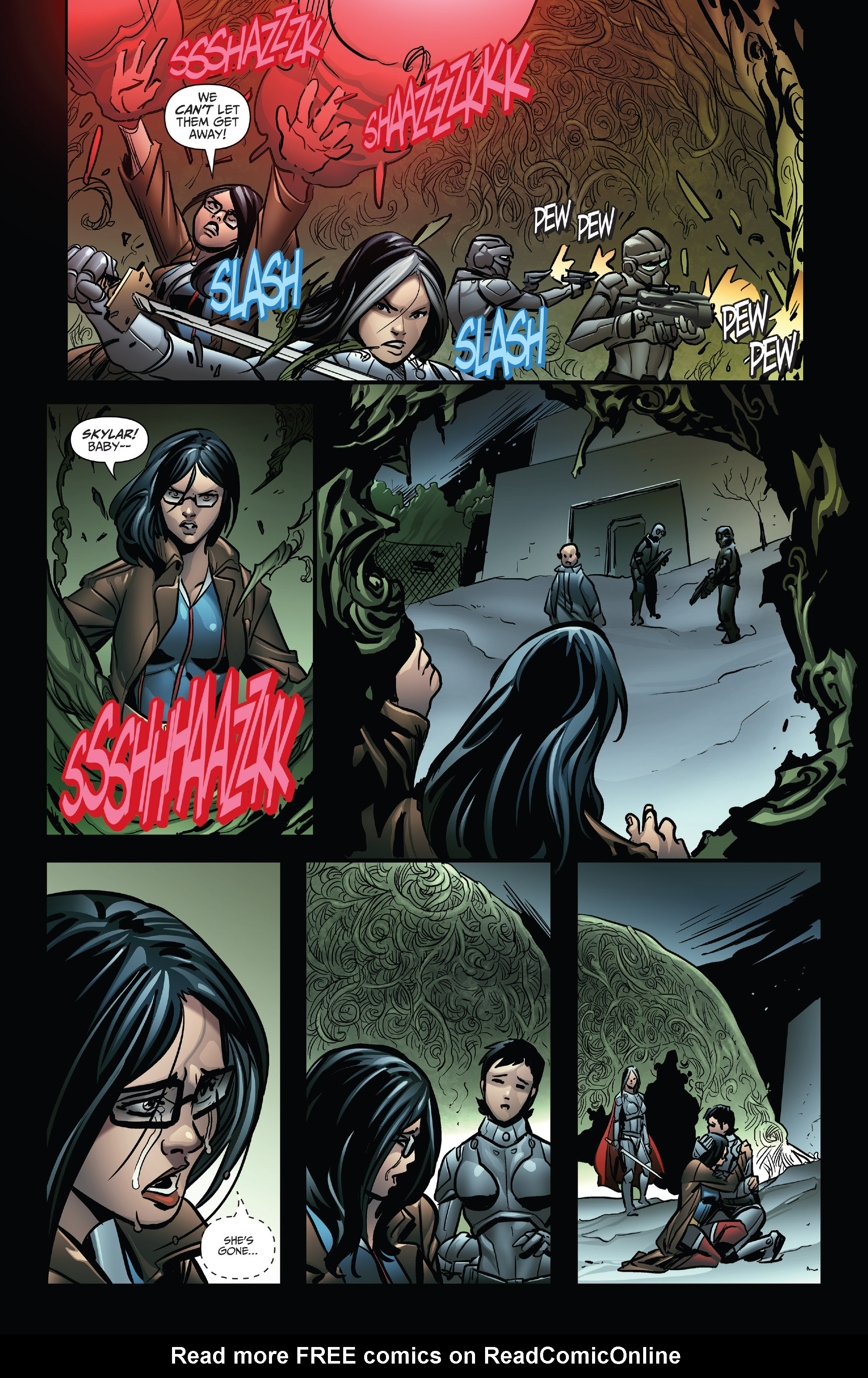 Read online Grimm Fairy Tales: Arcane Acre comic -  Issue # TPB 4 - 64