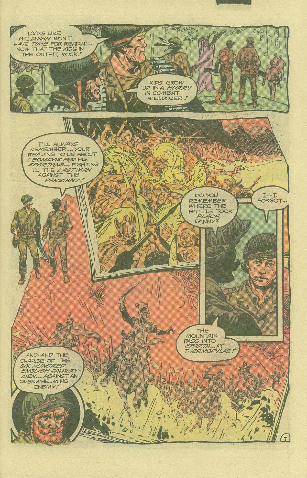 Read online Sgt. Rock comic -  Issue #402 - 10