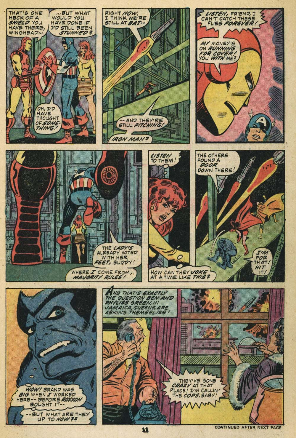 The Avengers (1963) 144 Page 7