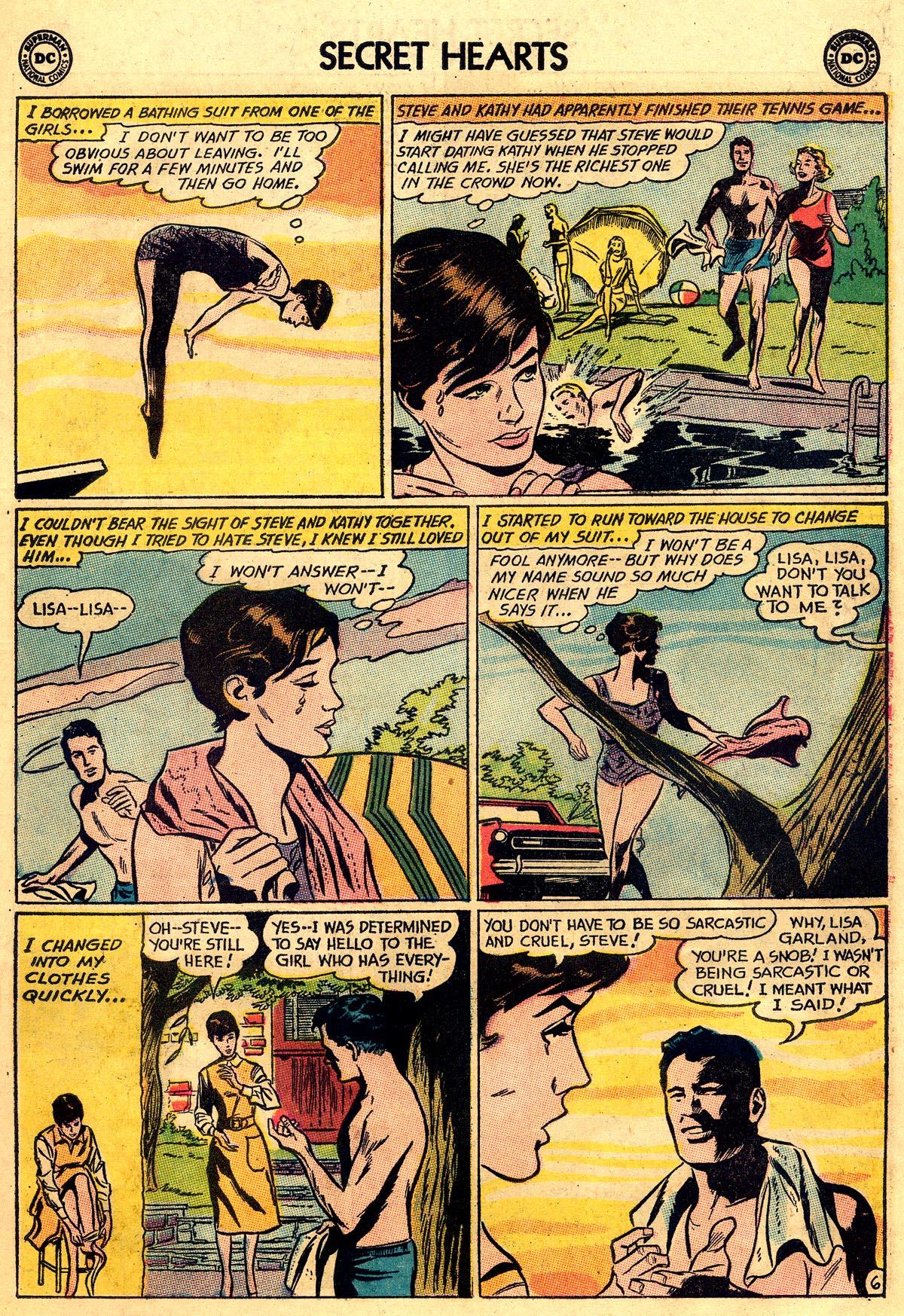 Read online Secret Hearts comic -  Issue #93 - 15