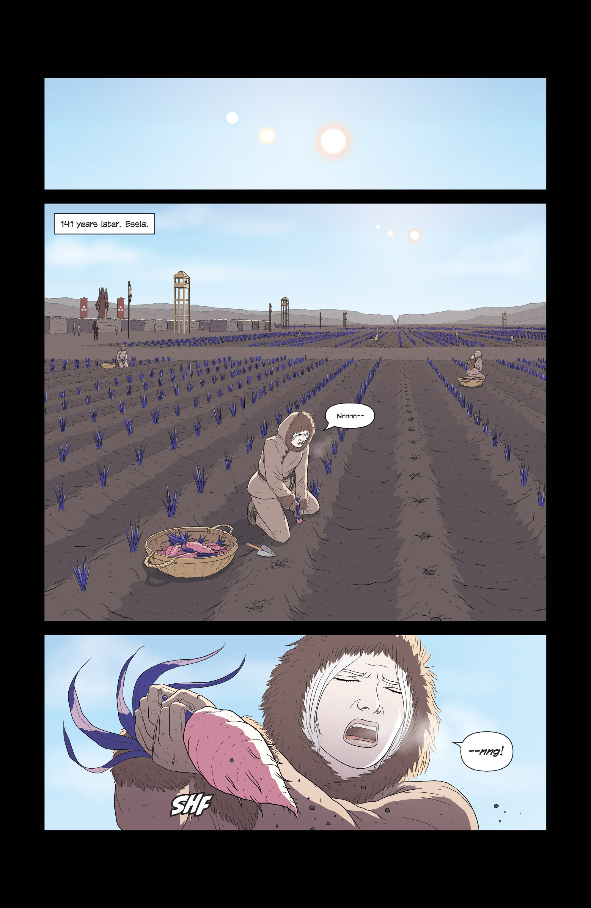 Read online Ringside comic -  Issue #10 - 23