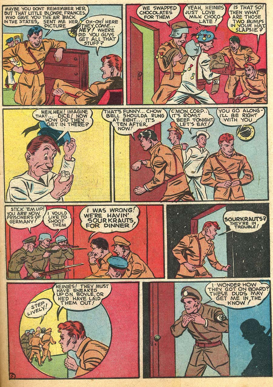 Blue Ribbon Comics (1939) issue 9 - Page 39