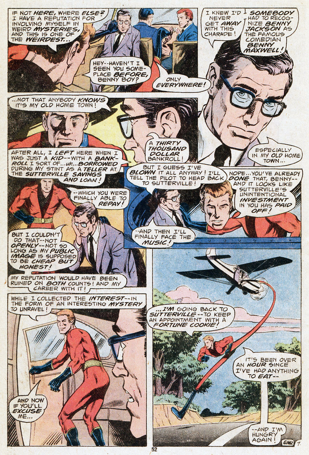 Read online Adventure Comics (1938) comic -  Issue #459 - 52