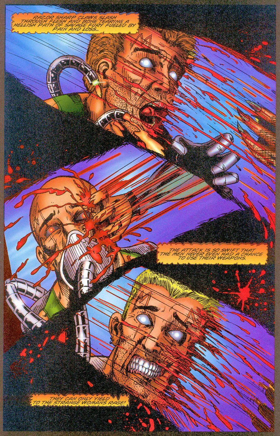 Read online Sisters of Mercy comic -  Issue #1 - 7