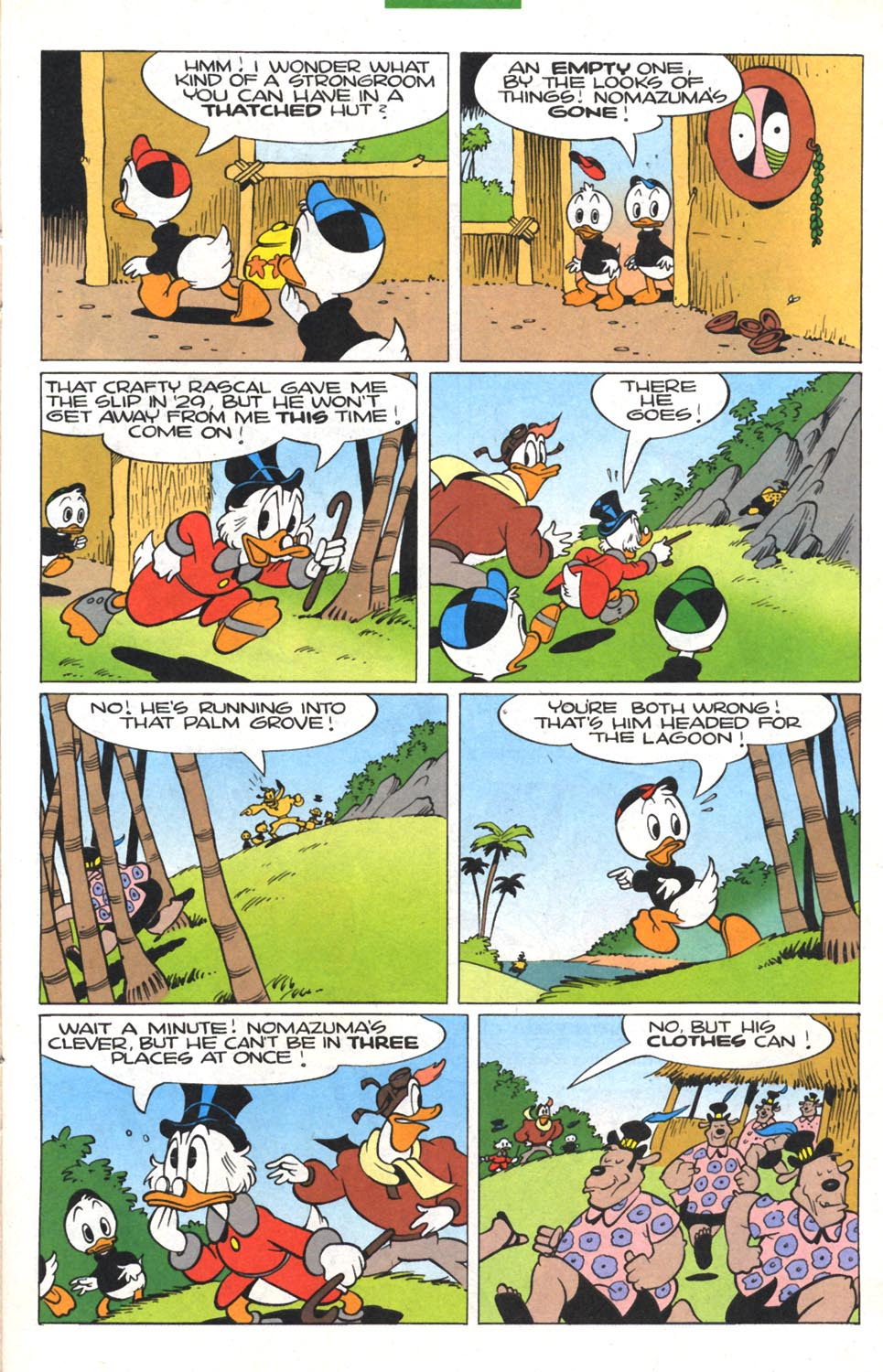 Read online Uncle Scrooge (1953) comic -  Issue #300 - 16