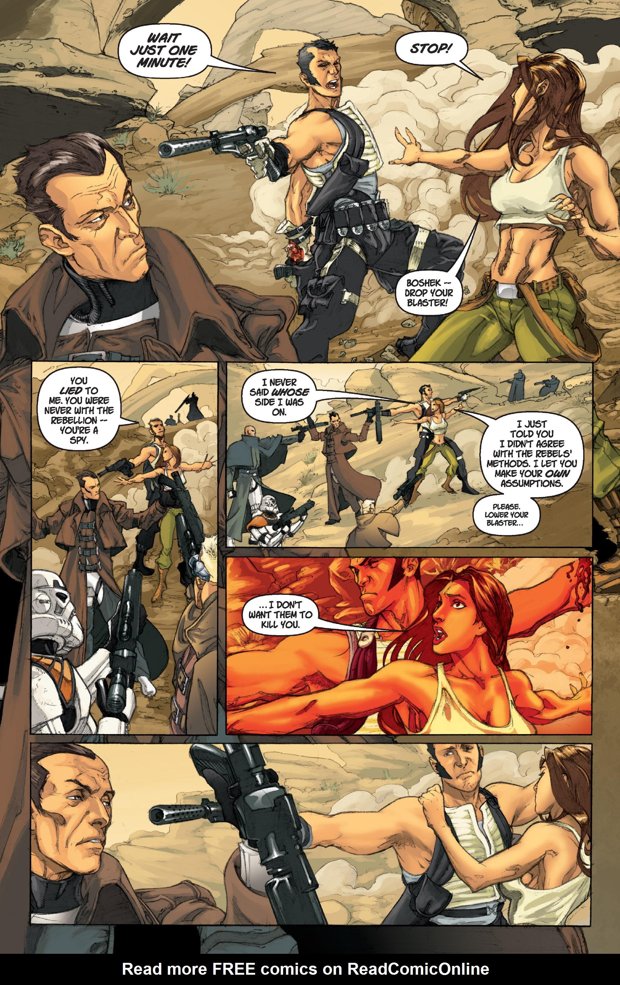 Read online Star Wars Omnibus comic -  Issue # Vol. 22 - 129