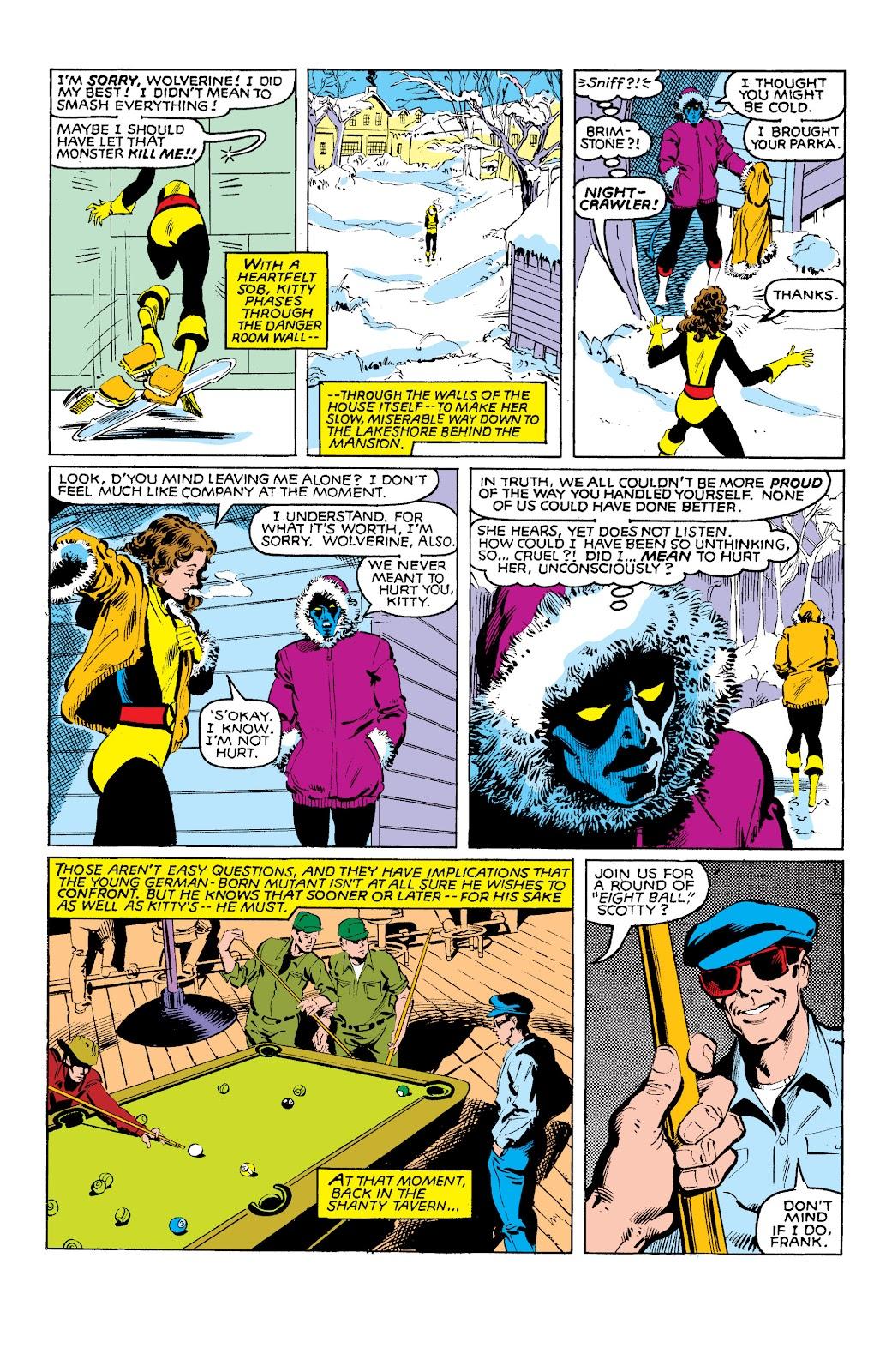 Uncanny X-Men (1963) issue 144 - Page 9