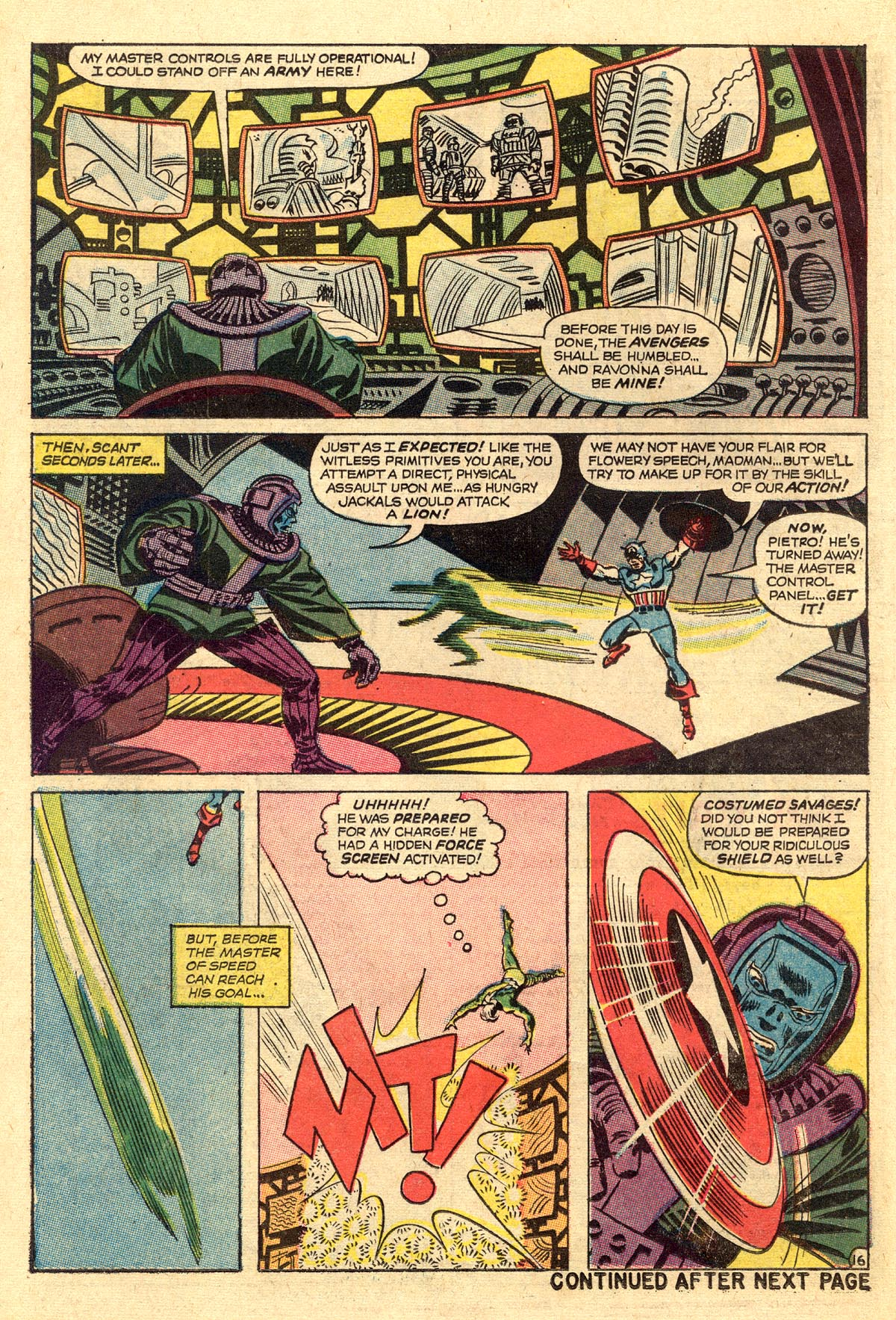 The Avengers (1963) 23 Page 21