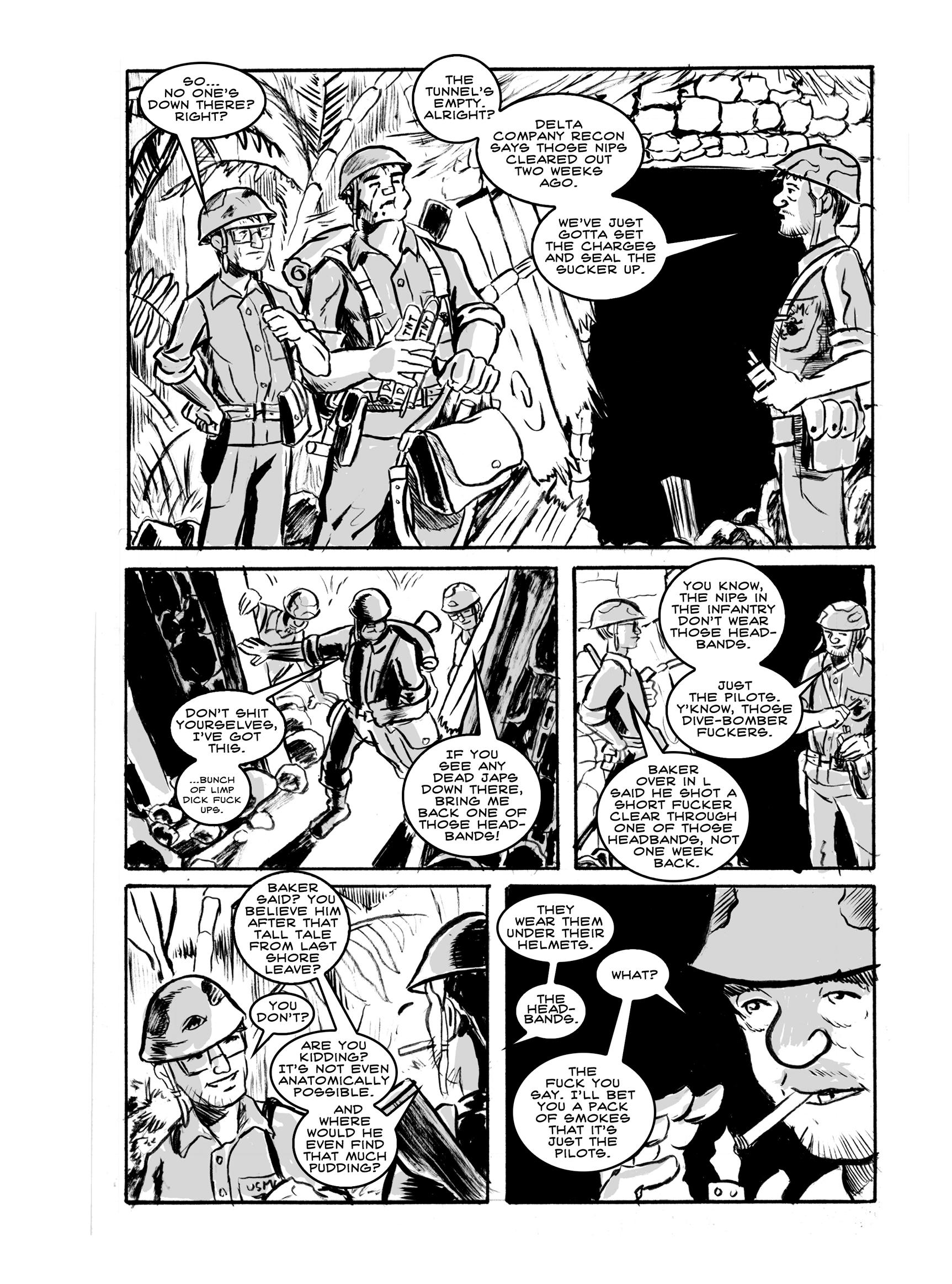 Read online FUBAR comic -  Issue #2 - 154
