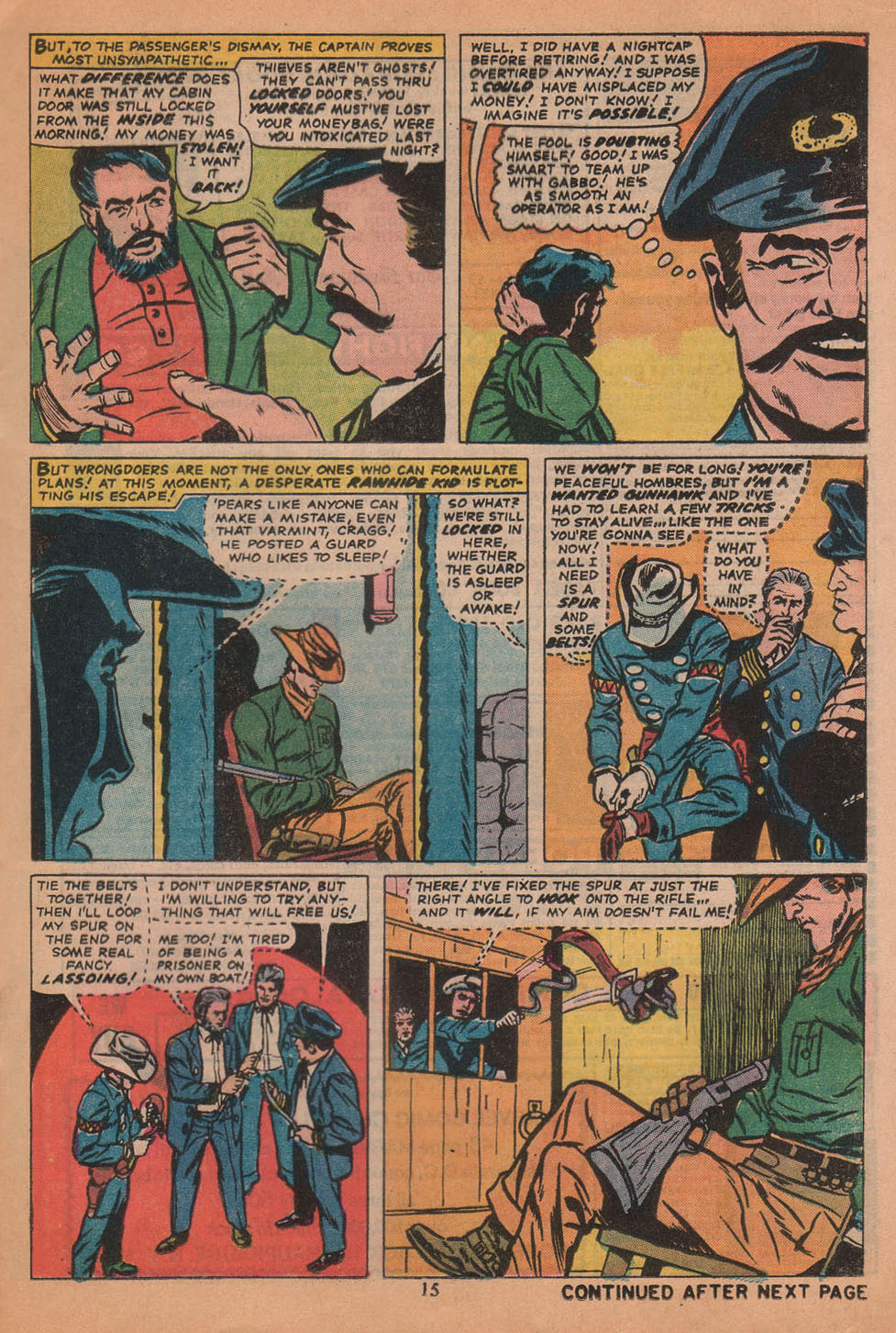 The Rawhide Kid (1955) issue 116 - Page 17