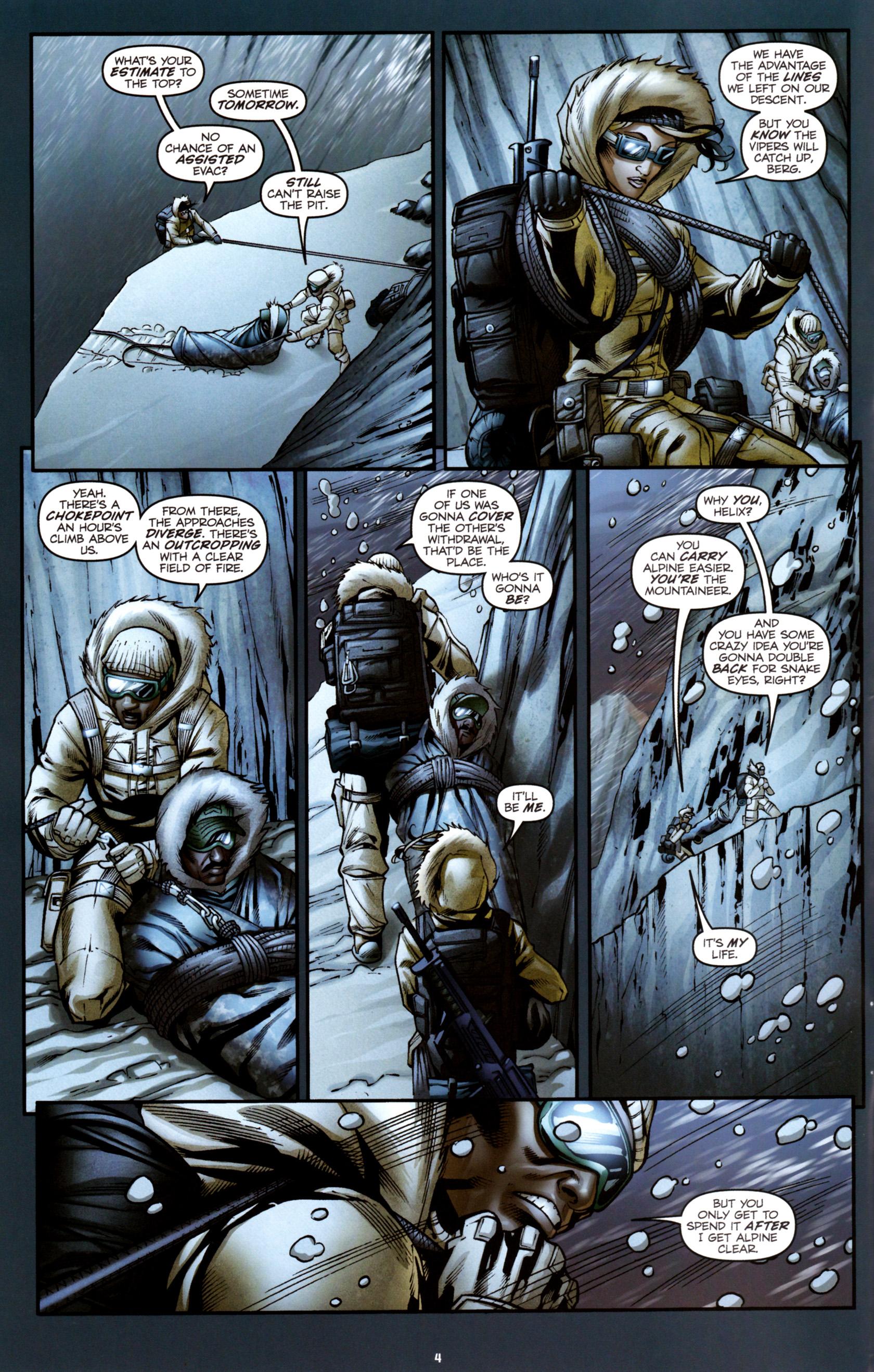 Read online G.I. Joe: Snake Eyes comic -  Issue #3 - 7