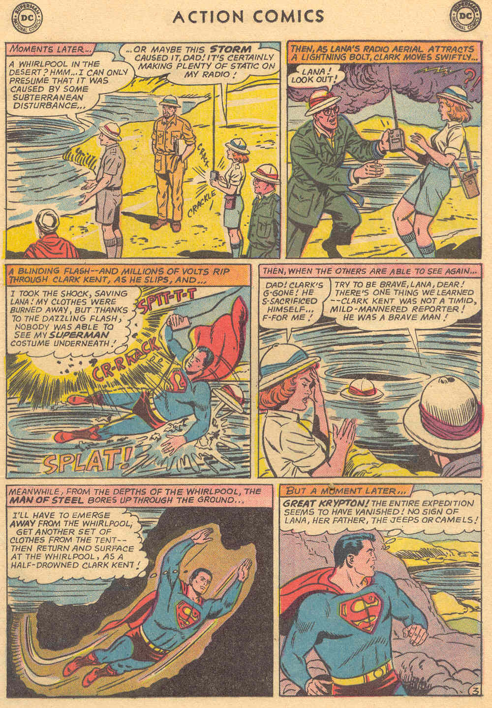 Read online Action Comics (1938) comic -  Issue #308 - 5
