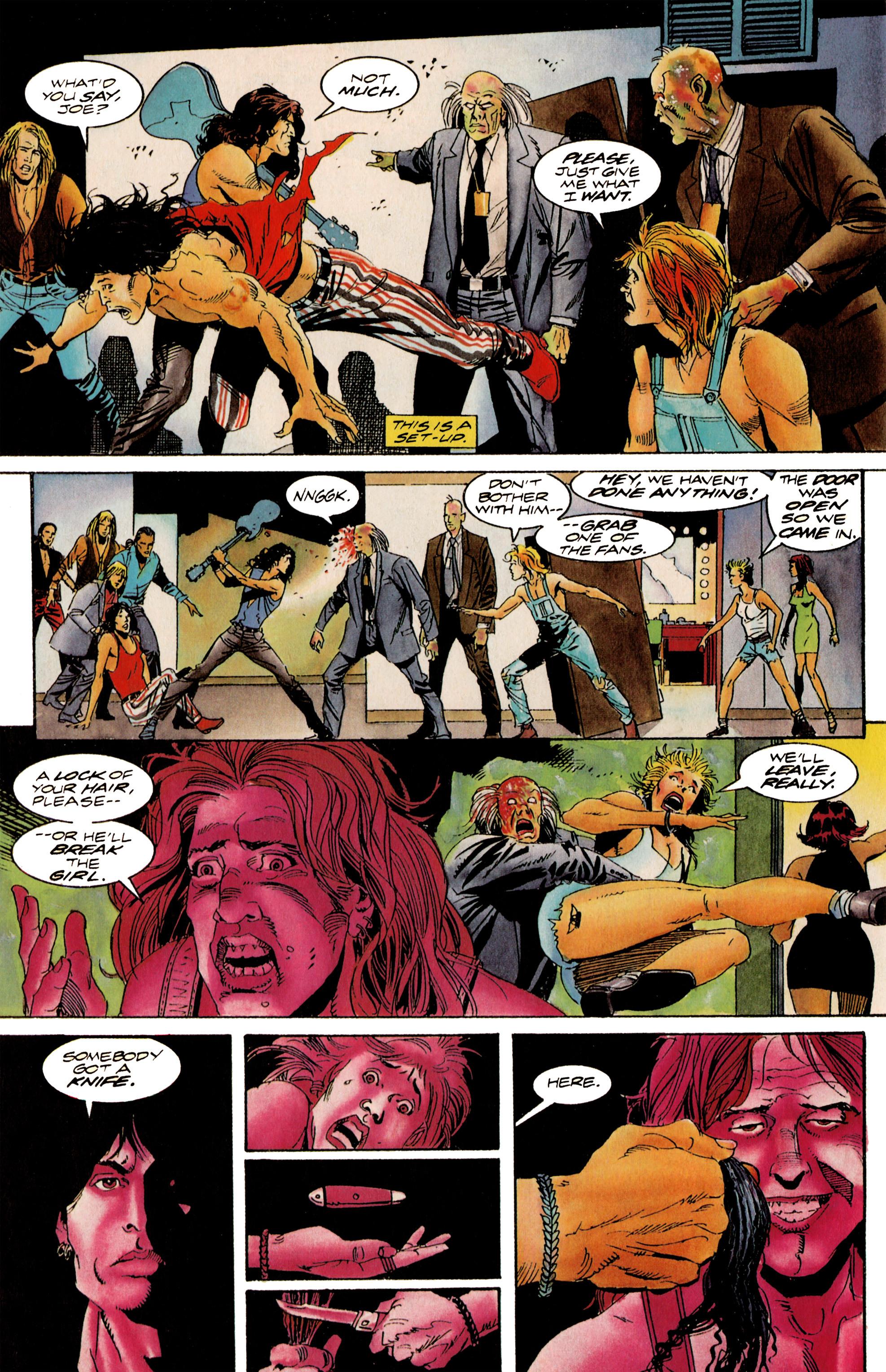 Read online Shadowman (1992) comic -  Issue #19 - 8