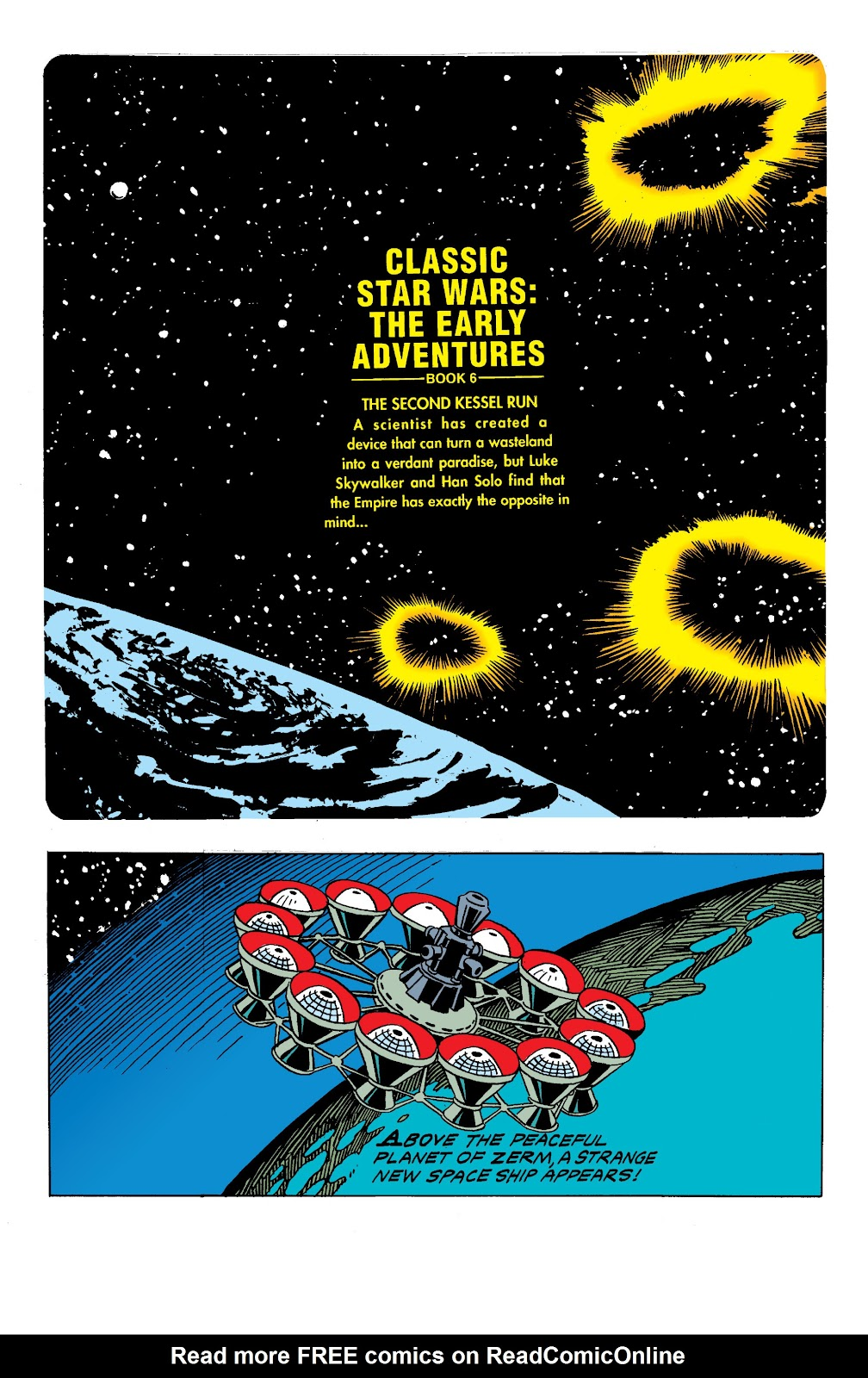 Read online Star Wars Legends: The Newspaper Strips - Epic Collection comic -  Issue # TPB (Part 2) - 76