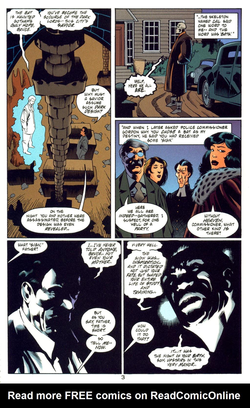 Read online Batman: Haunted Gotham comic -  Issue #4 - 5