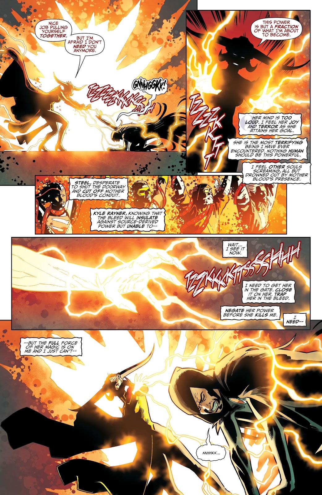 Read online Titans (2016) comic -  Issue #36 - 12