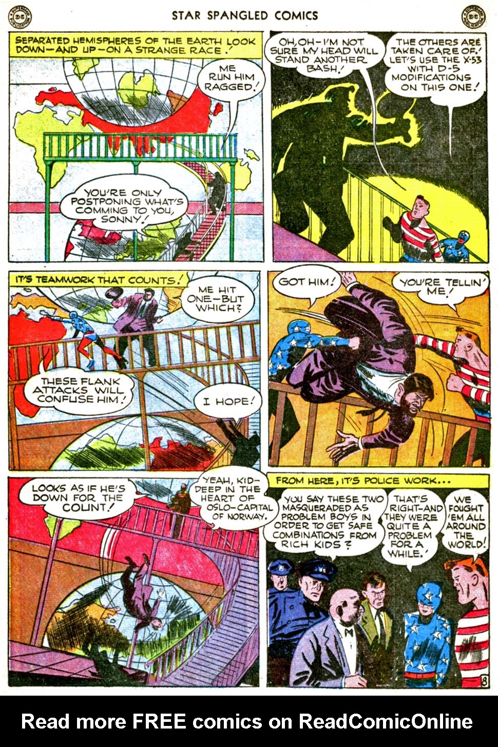 Star Spangled Comics (1941) issue 56 - Page 29