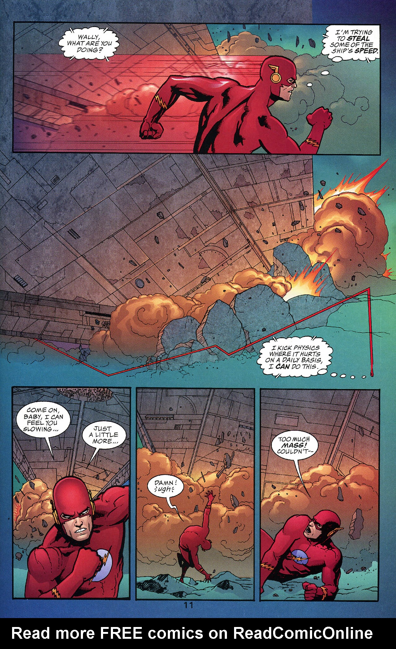 Read online JLA/Haven: Arrival comic -  Issue # Full - 11