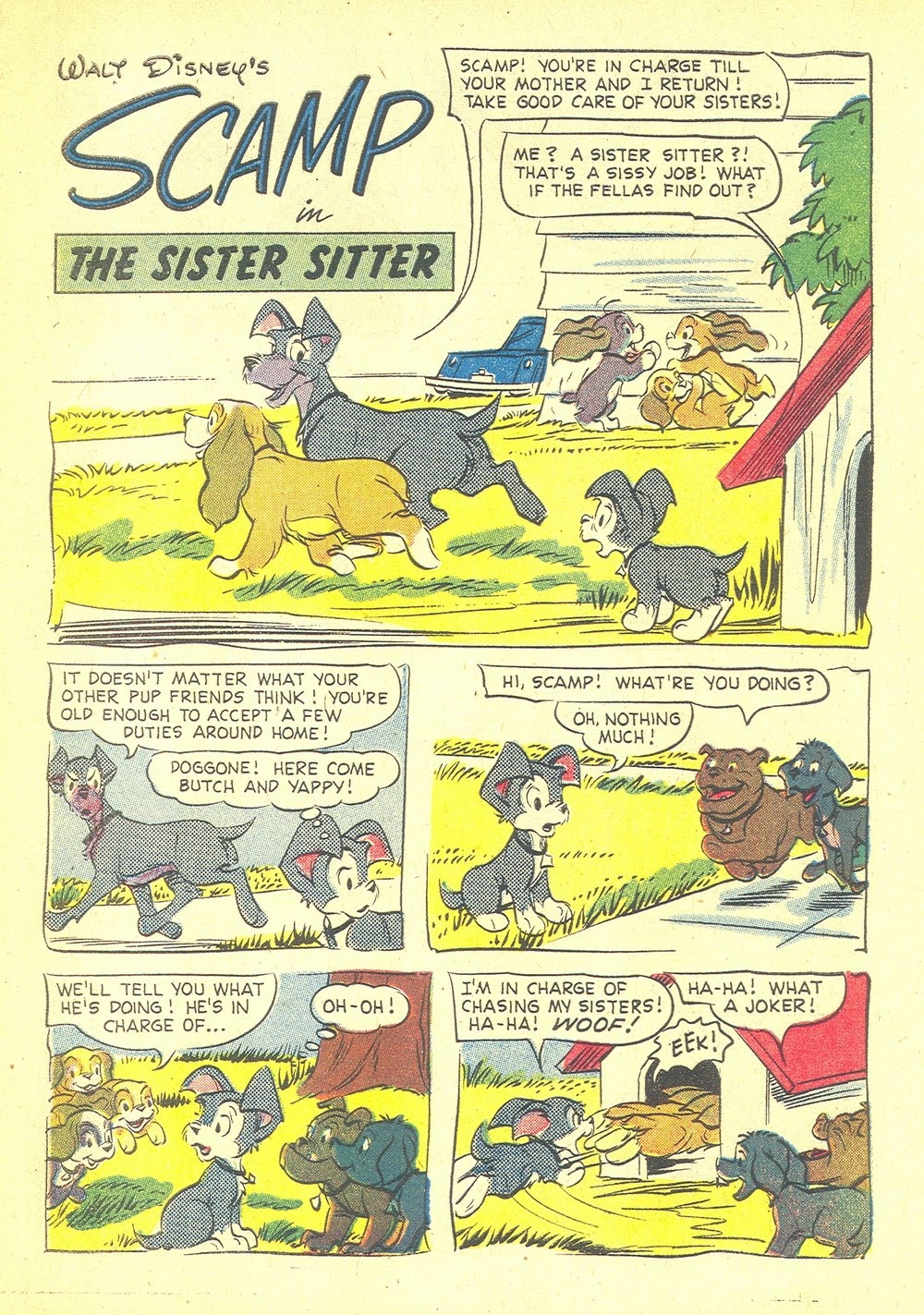 Scamp (1958) issue 8 - Page 27