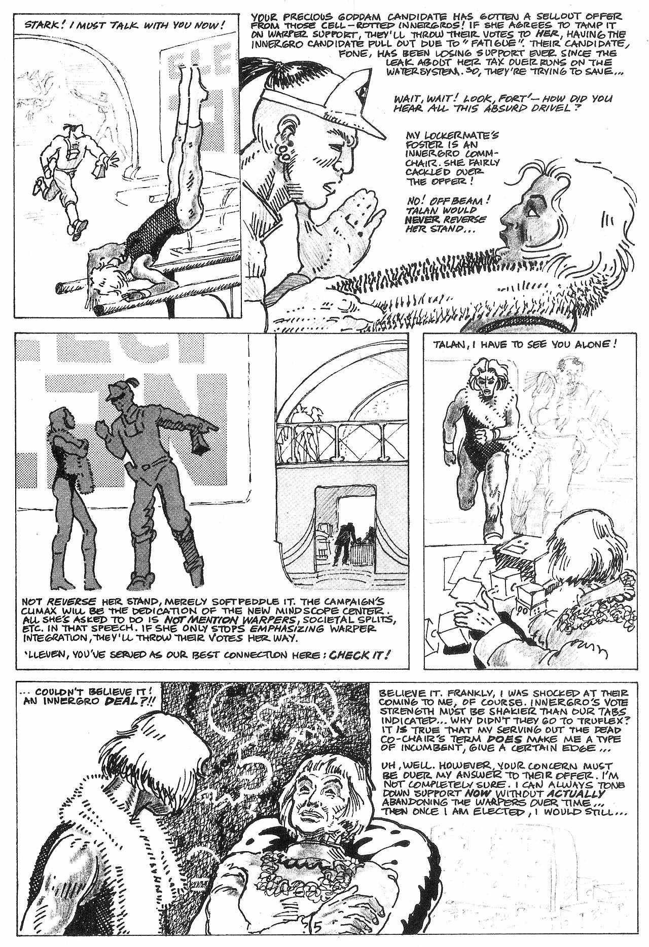 Read online Star*Reach comic -  Issue #18 - 8