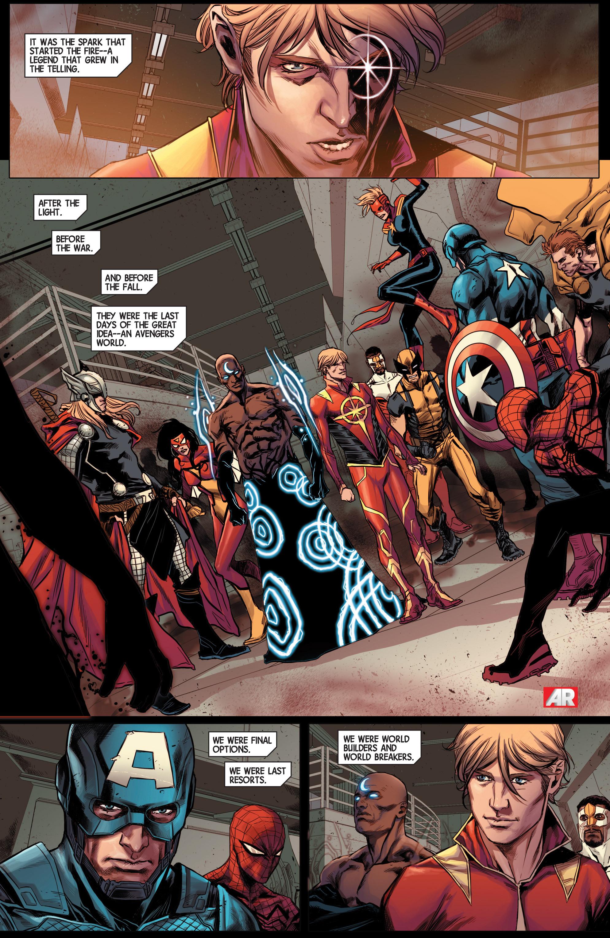 Read online Avengers (2013) comic -  Issue #Avengers (2013) _TPB 3 - 148
