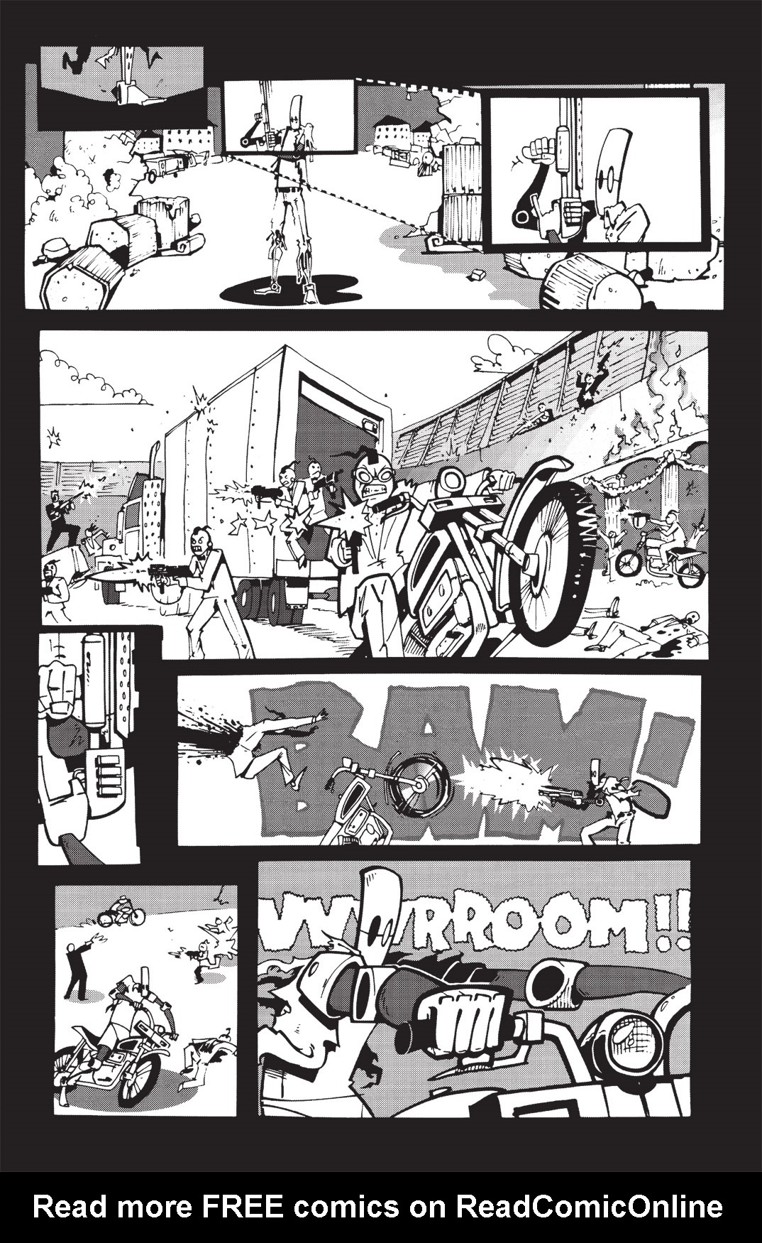 Read online Scud: The Disposable Assassin: The Whole Shebang comic -  Issue # TPB (Part 3) - 88