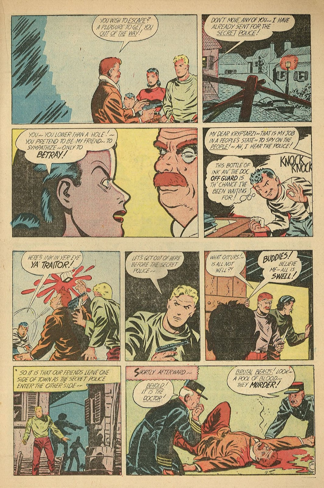 Read online Famous Funnies comic -  Issue #208 - 19