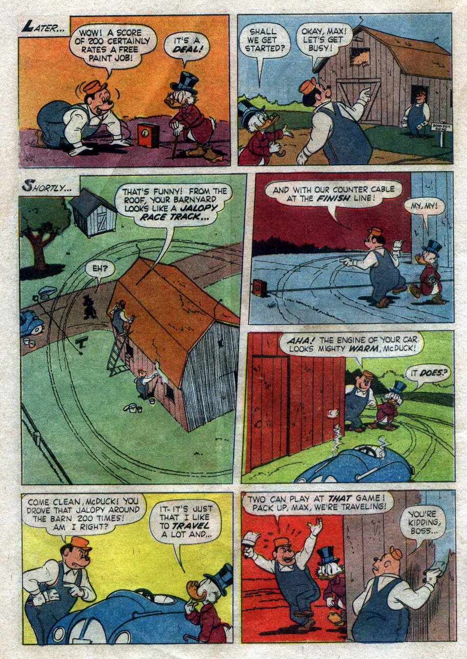 Read online Uncle Scrooge (1953) comic -  Issue #42 - 32
