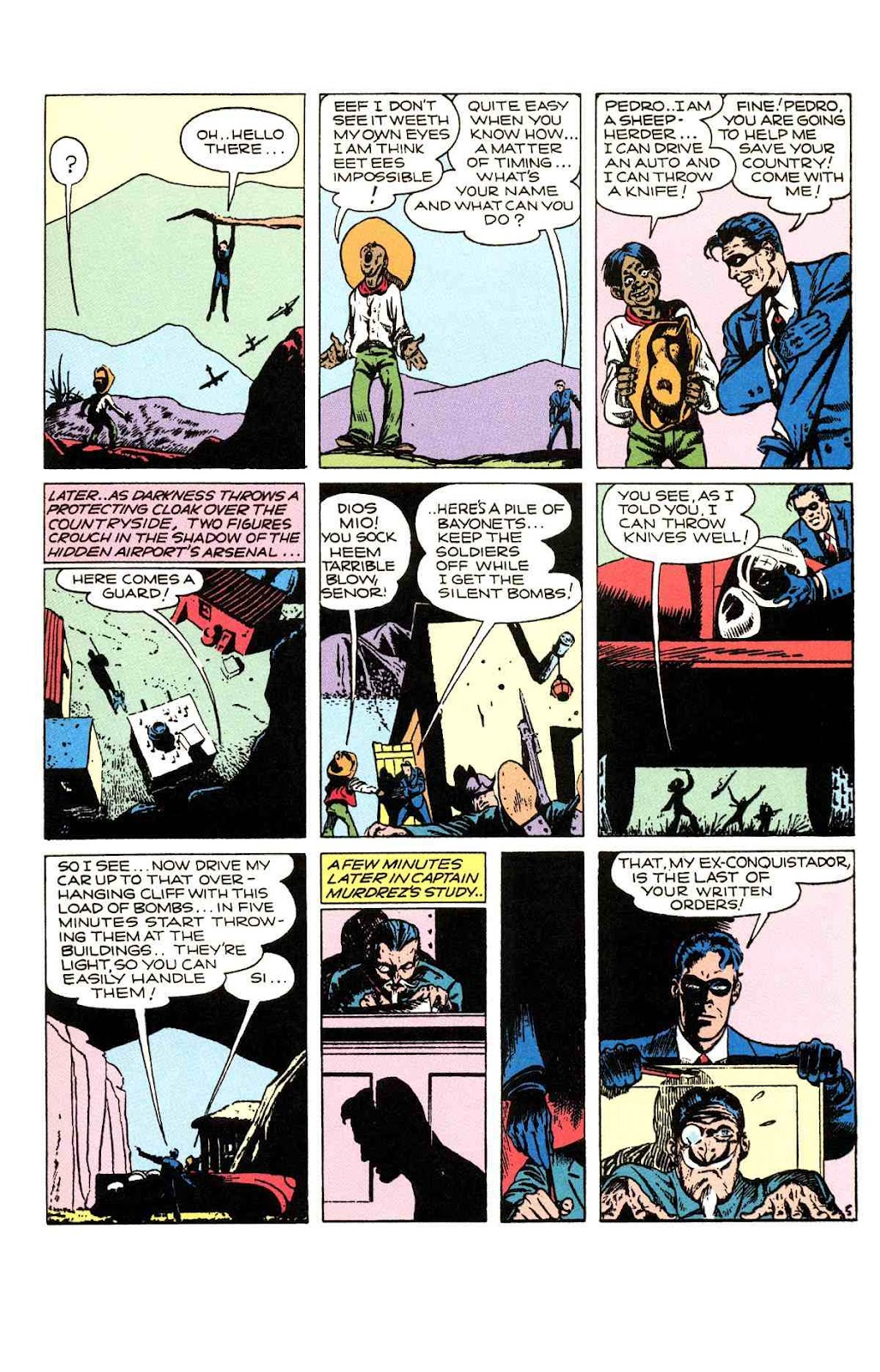 Read online Will Eisner's The Spirit Archives comic -  Issue # TPB 2 (Part 1) - 29