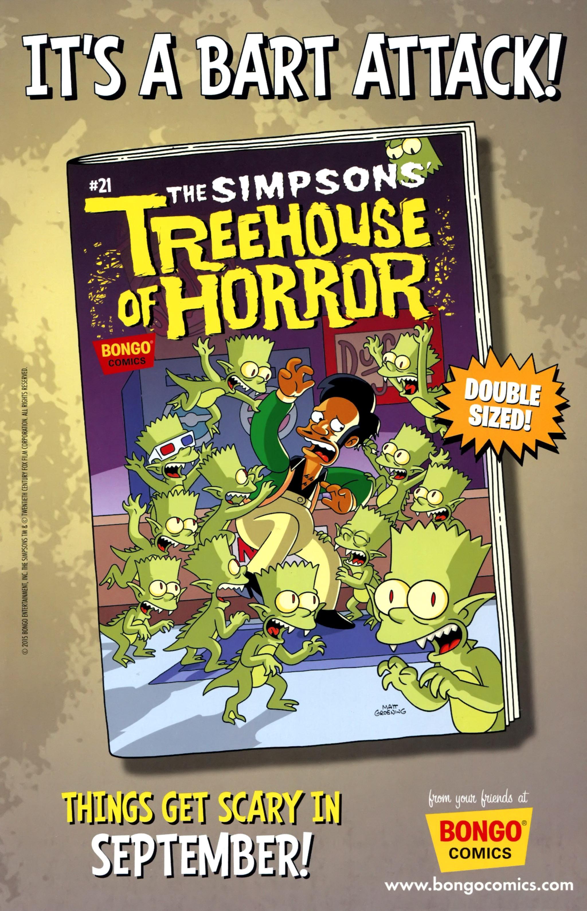 Read online Simpsons Comics comic -  Issue #223 - 13