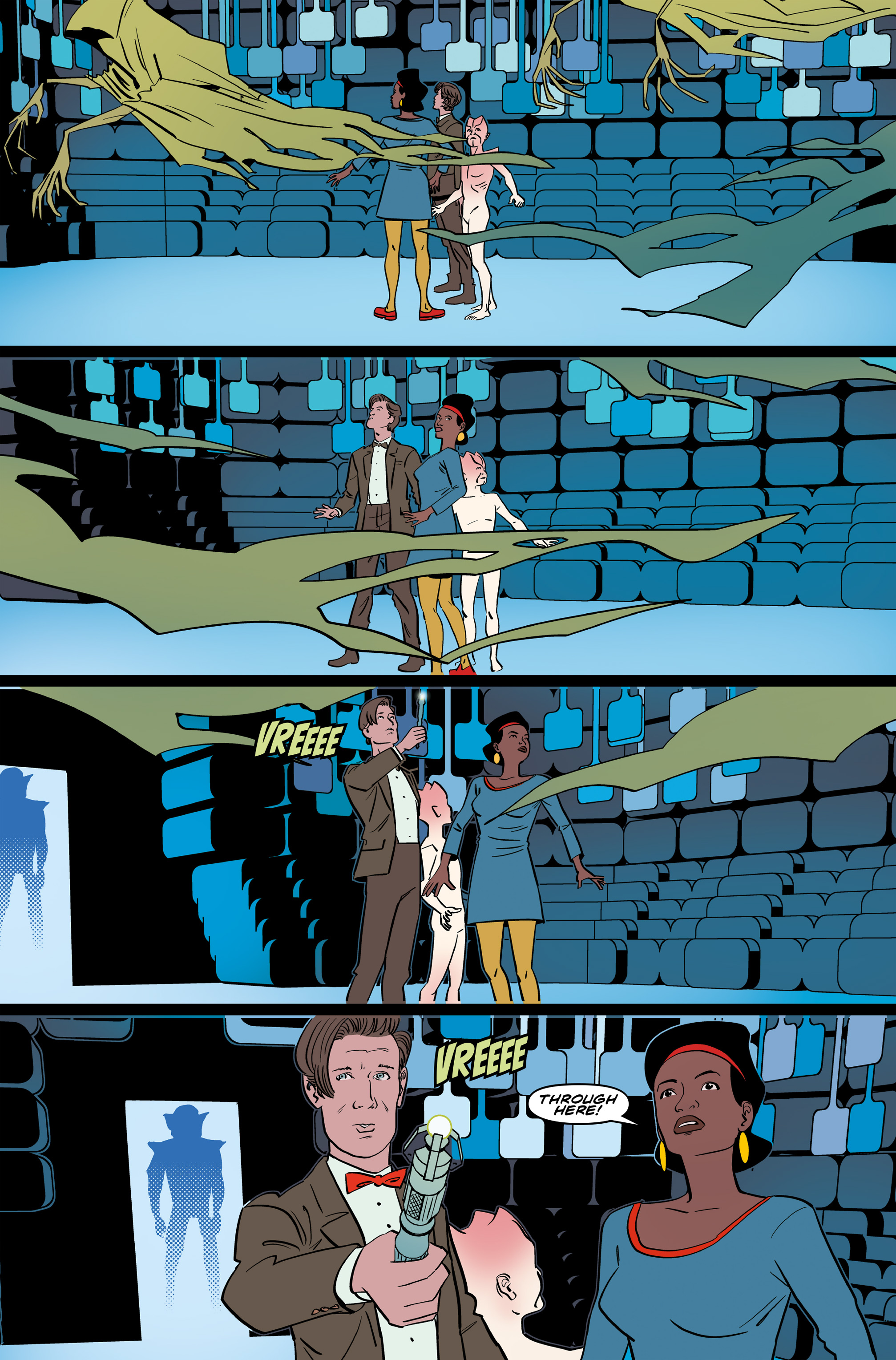 Read online Doctor Who: The Eleventh Doctor Year Three comic -  Issue #6 - 23