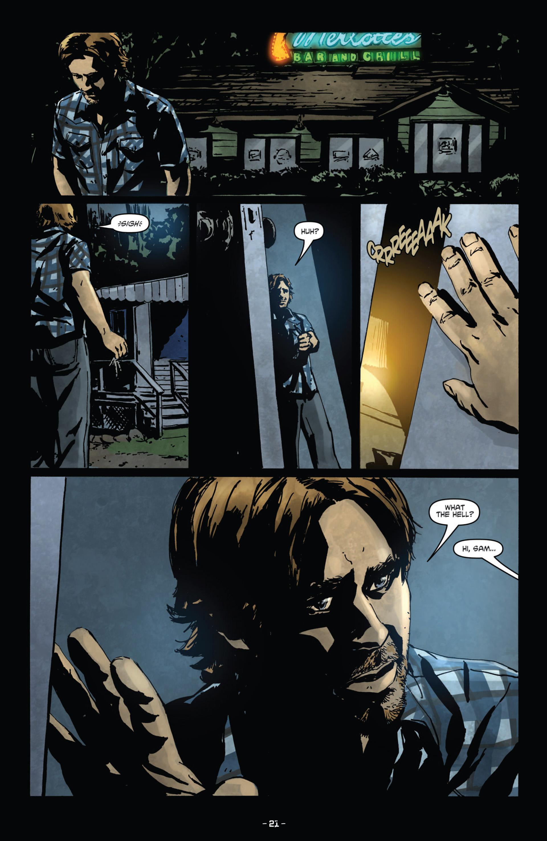 Read online True Blood (2012) comic -  Issue #11 - 24