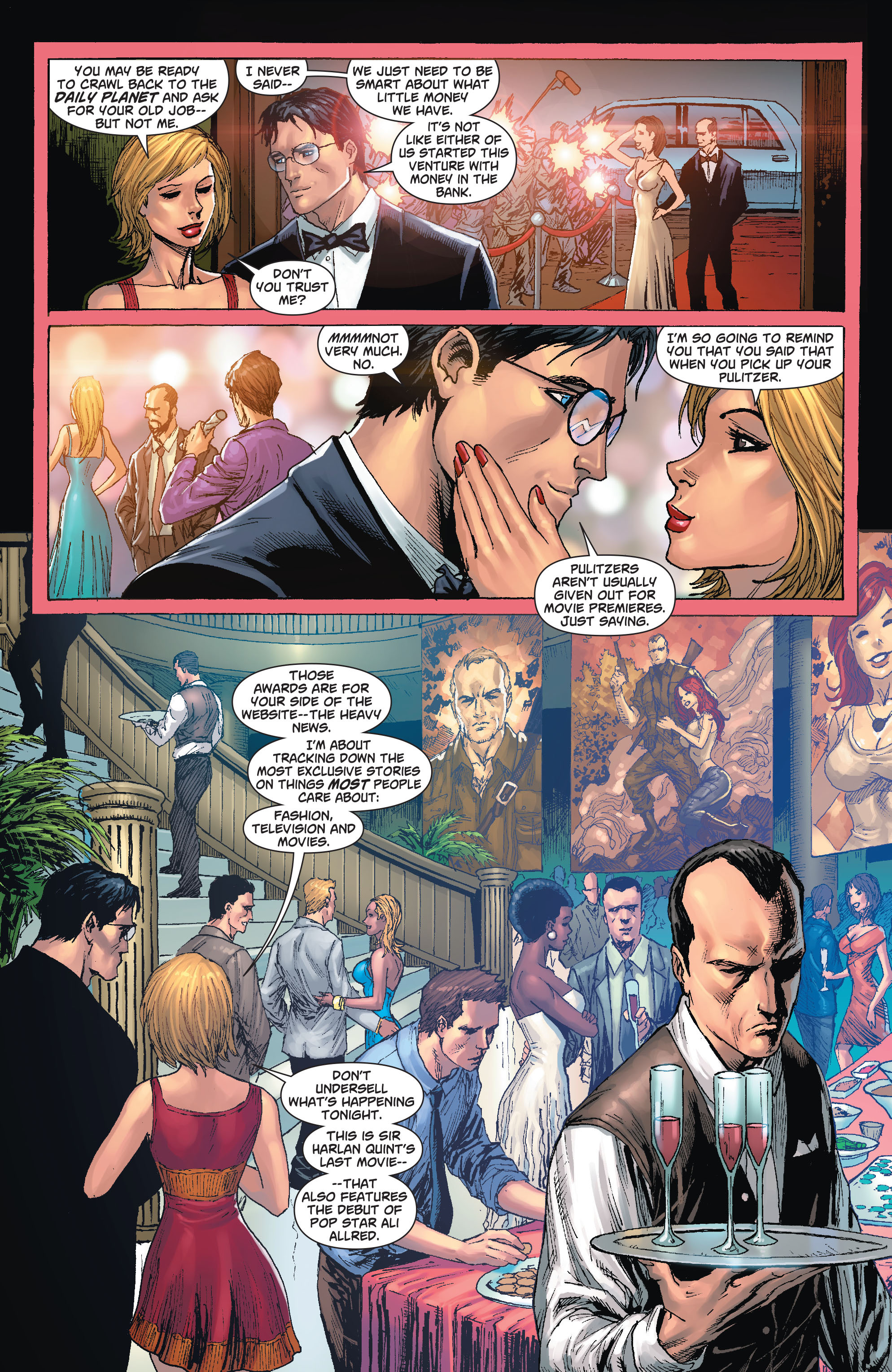 Read online Action Comics (2011) comic -  Issue #22 - 9