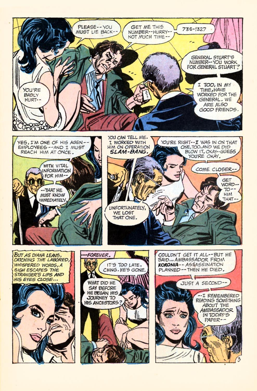 Read online Wonder Woman (1942) comic -  Issue #196 - 5