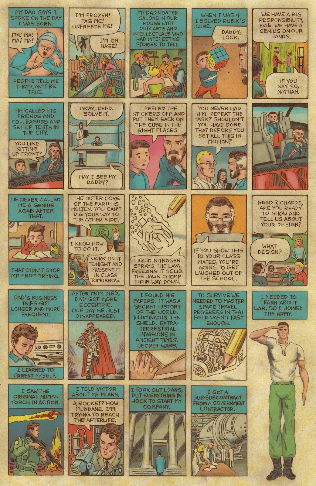 Read online Fantastic Four: Grand Design comic -  Issue #1 - 13