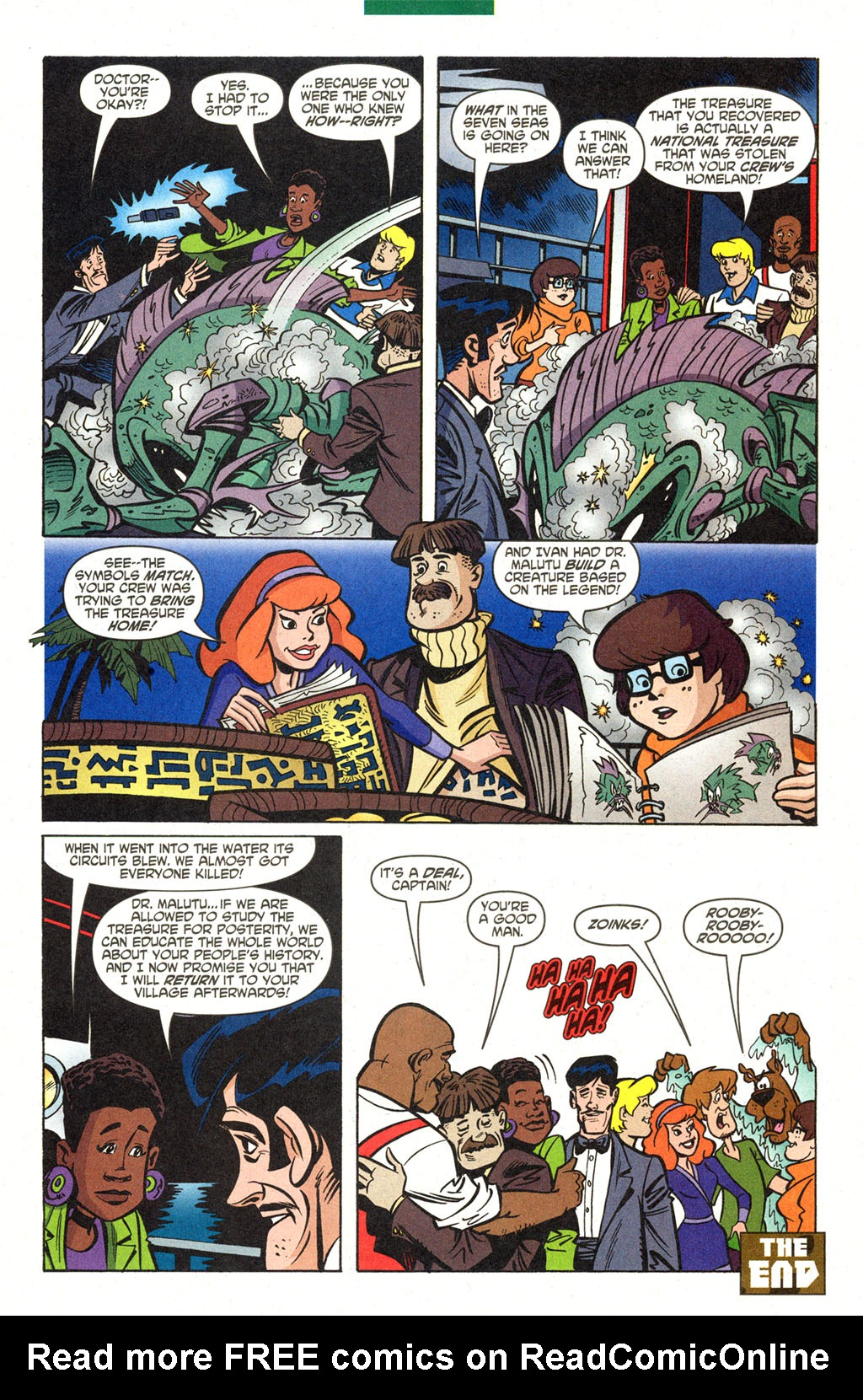 Read online Scooby-Doo (1997) comic -  Issue #99 - 9