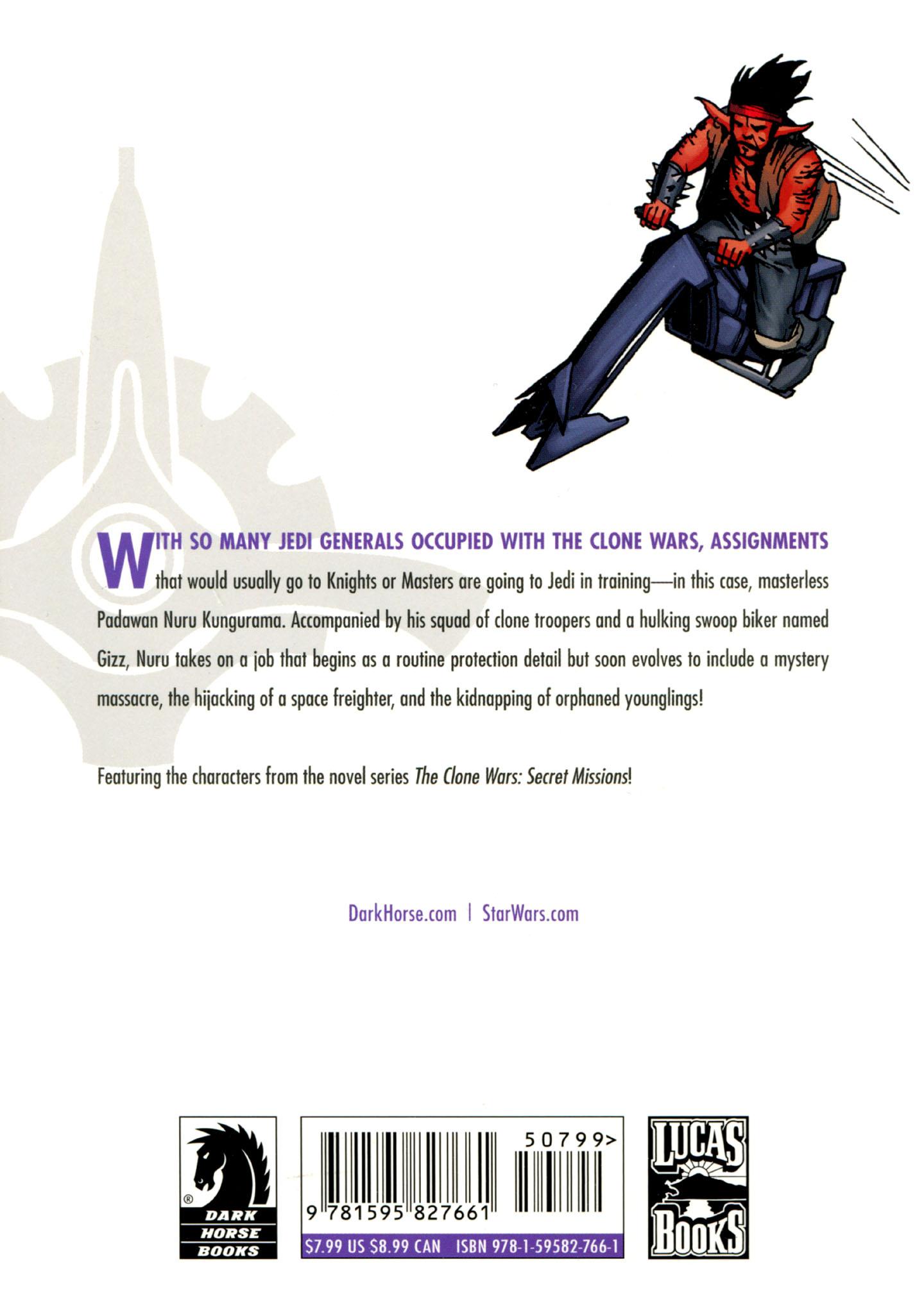 Read online Star Wars: The Clone Wars - Strange Allies comic -  Issue # Full - 82