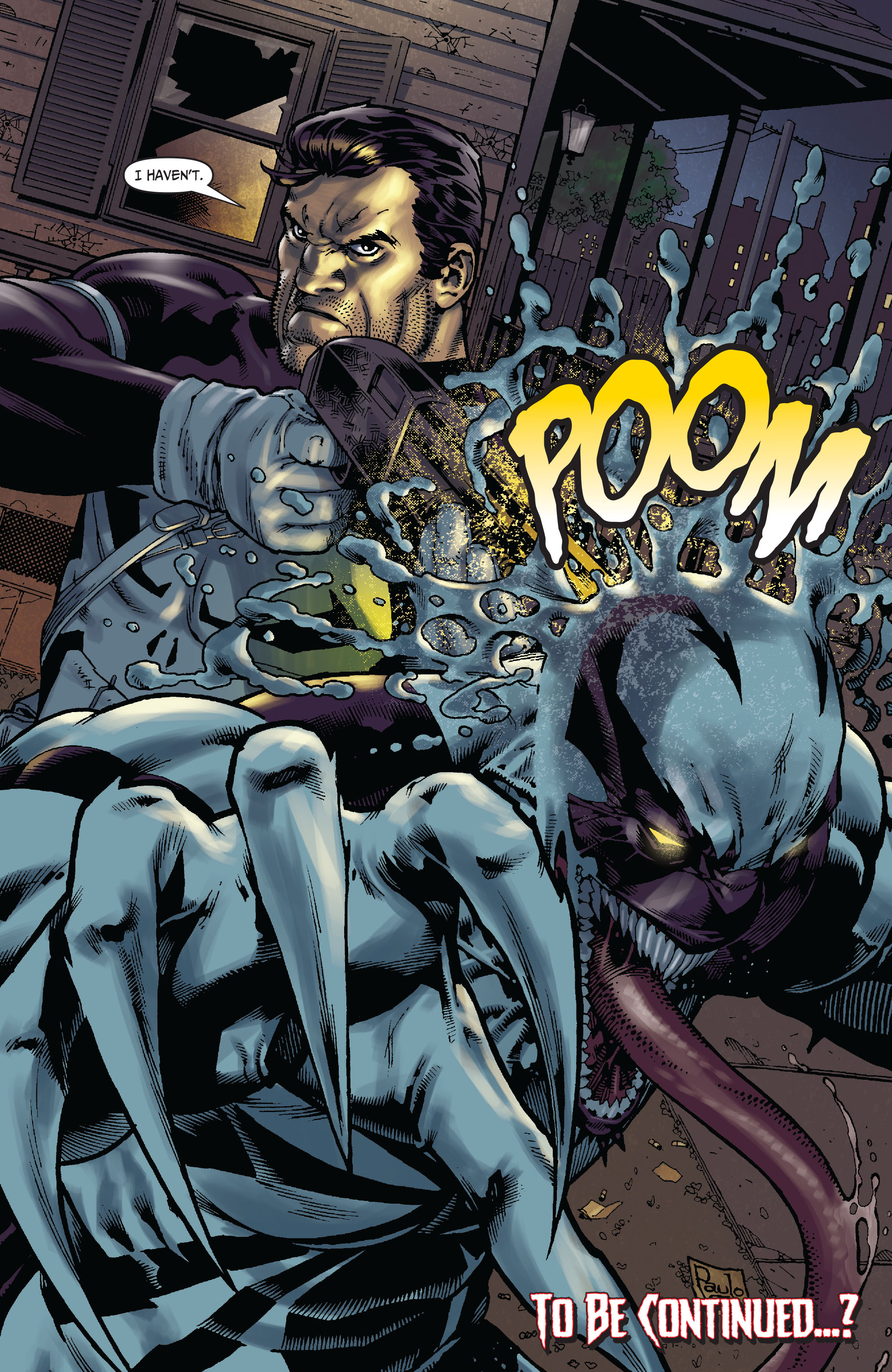 Read online Amazing Spider-Man Presents: Anti-Venom - New Ways To Live comic -  Issue #1 - 23