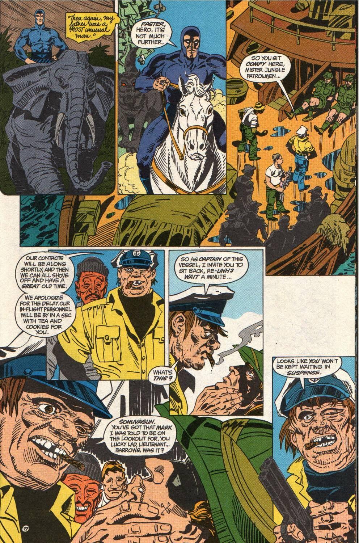 Read online The Phantom (1988) comic -  Issue #1 - 21