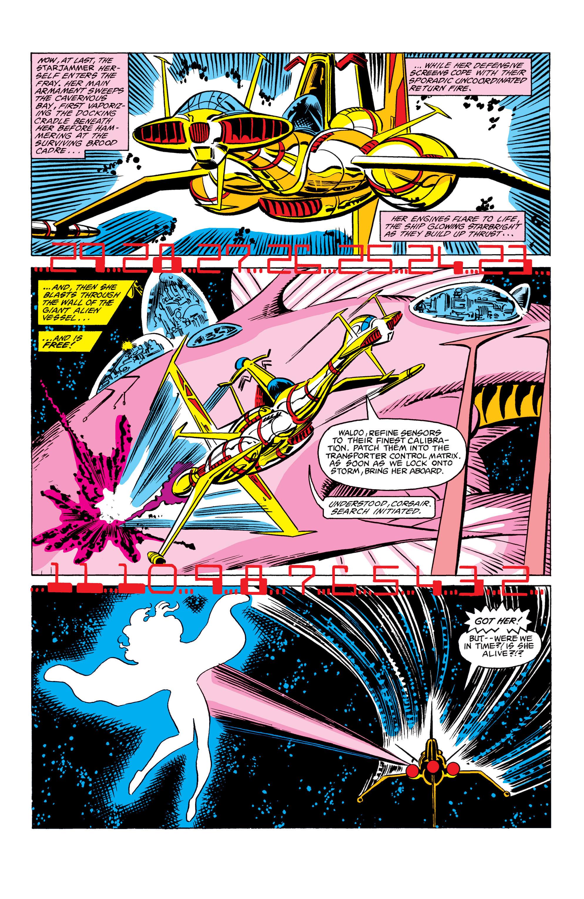 Read online Uncanny X-Men (1963) comic -  Issue #156 - 21