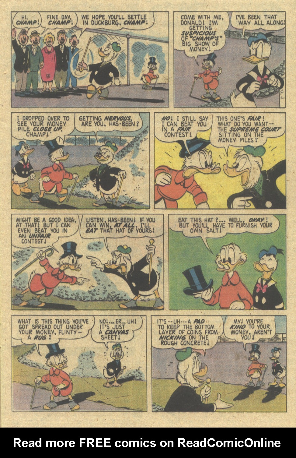Read online Uncle Scrooge (1953) comic -  Issue #150 - 13
