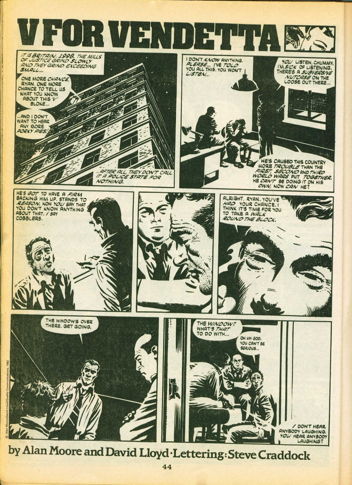 Warrior Issue #5 #6 - English 43