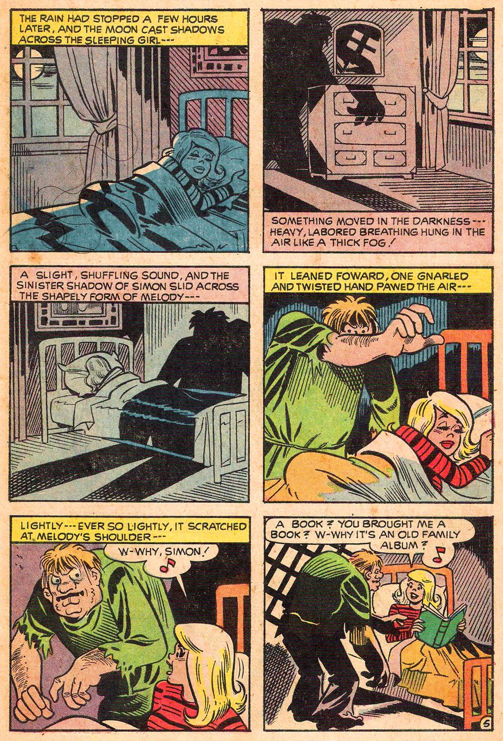 Read online She's Josie comic -  Issue #65 - 7