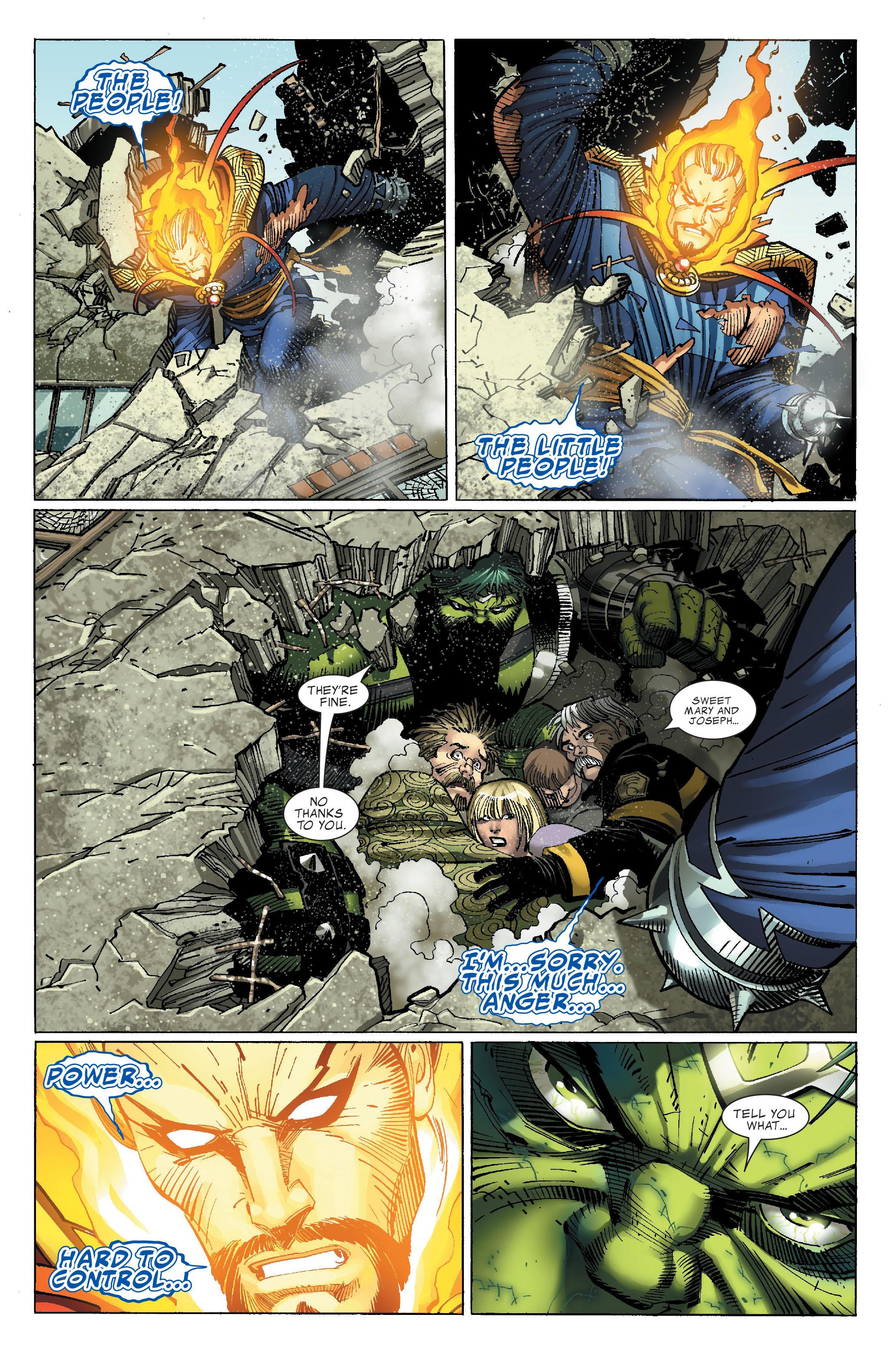 Read online World War Hulk comic -  Issue #4 - 12