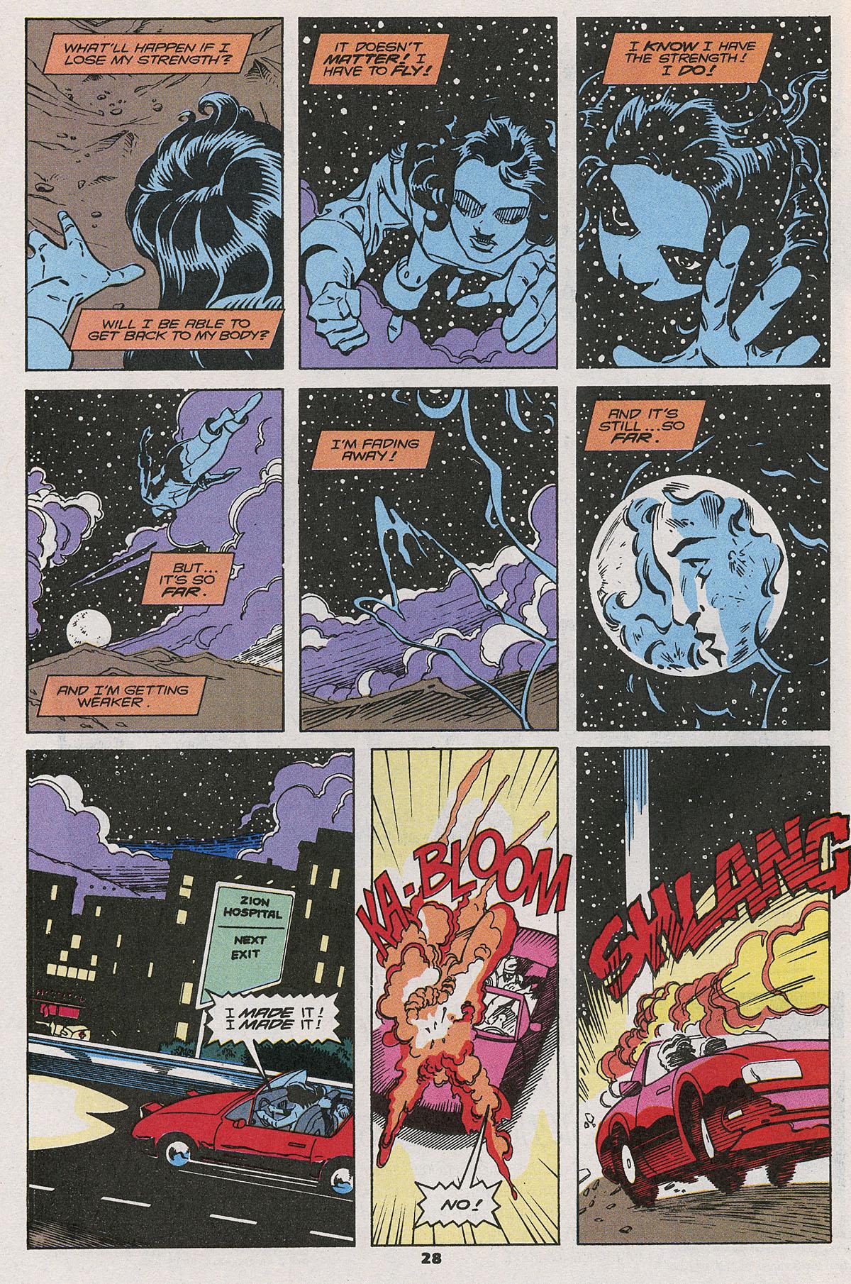 Read online Wonder Man (1991) comic -  Issue #20 - 21