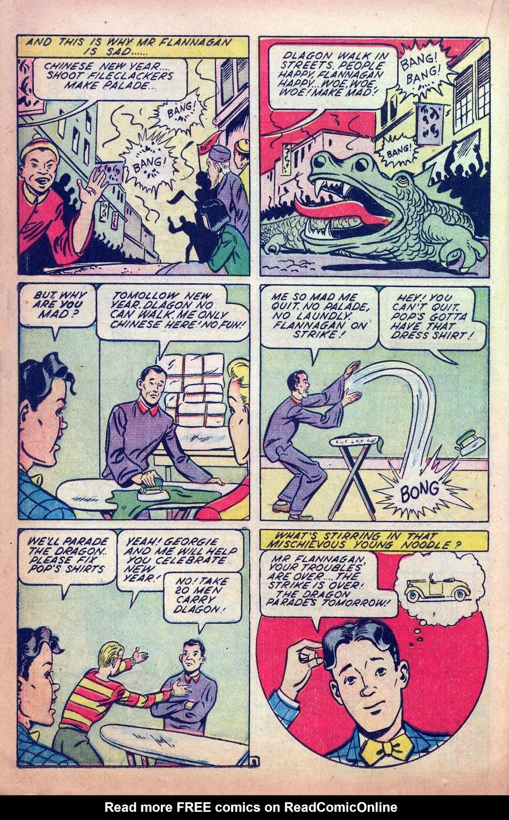 Read online Joker Comics comic -  Issue #25 - 24